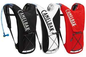 Camelbak Classic 2 litre hydration backpack £30 (free with 6 monthly subs to Runners World mag (2x£15))