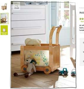 Vertbaudet Mobile Storage Chest for Nursery - £8.60 from £59 with code 4844