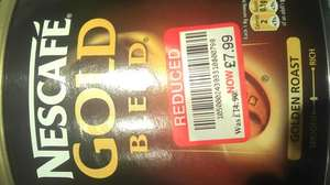 Nescafe Gold Blend 500g tub - 7.99 at Waitrose in store
