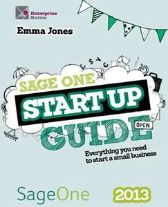 Free eBook - Sage One Start Up Guide: Everything you need to start a small business in the UK