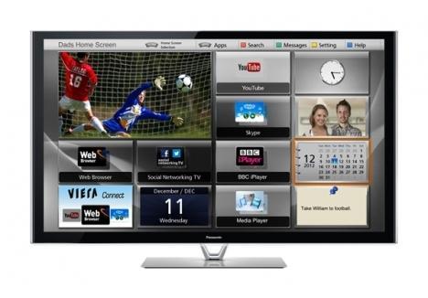"Panasonic TX-P50VT65B 50"" Full HD 3D Smart VIERA Plasma TV £1399.00 Delivered @ 24/7 Electronics"