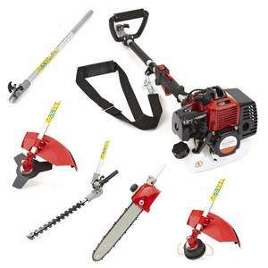 5in1 Petrol -Strimmer-bushcutter-Chainsaw-Trimmer £139.99 @ Ebay/ trueshopping