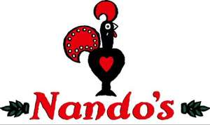 Nandos loyalty card is no more