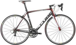 Cube Agree GTC Pro Compact 2013 Road Bike (29% OFF) £999.00 @ winstanleys bikes