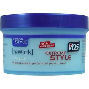 VO5 Extreme Style Products 3 for £5 @ Asda normally up to £4.97 each