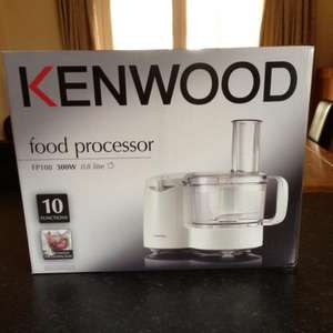 Kenwood food processor FP108 £8.50 @ Tesco instore