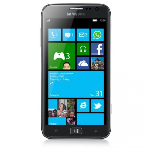 Samsung I8750 Ativ S Windows 8 16GB Smartphone Aluminum/Silver £179.99 @ Scan