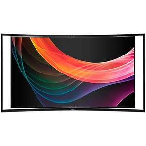"Samsung KE55S9C OLED Full HD 3D Smart TV, 55"" with Freeview HD and 2x 3D Glasses £6999 @ John Lewis"