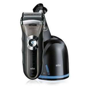 Braun Series 3-390CC Electric shaver £49.99 at Argos was £167:97