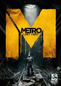 Metro Last Light (Steam Key) £13.99 + 6.06% cashback @ GAME