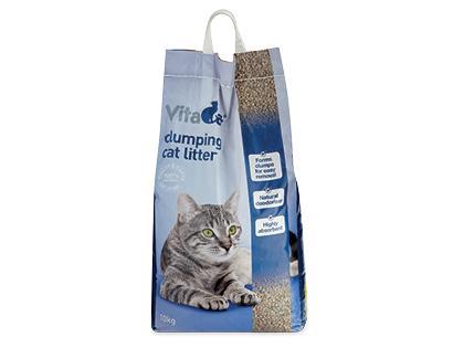 Clumping Cat Litter @ Aldi - £1.79