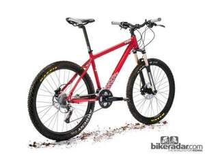 VooDoo Hoodoo Mountain Bike 2013/2014 - 10% off with possible extra 13% off £449.99 @ Halfords