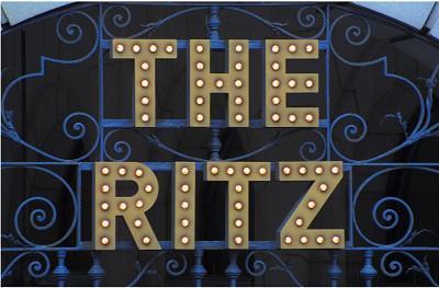 THE RITZ, 3 course dinner/lunch menu + glass of champagne £45 per person, Bookatable