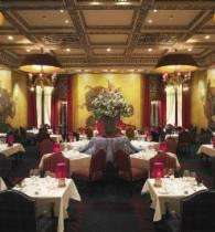 The Dorchester, London, 3 courses+a glass of wine & 1/2 Bottle water, Lunch £27, Dinner £35