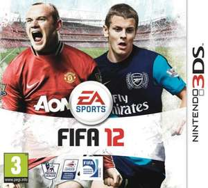 FIFA 12 Nintendo 3DS & 2DS £4.96 Delivered @ CoolShop