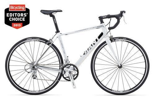 Giant Defy 4 Compact Road Bike 2013 £449.99 @ jejamescycles