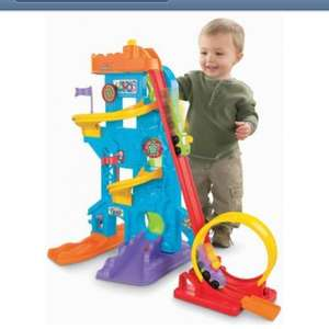 Fisher Price Little People Wheelies Loops and Swoops Amusement Park £24.99 @ Amazon