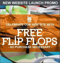 FREE FLIPFLOPS! £3.99 delivered @ Fenchurch