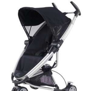 Quinny Zapp Xtra Pushchair - Rocking Black Complete with Raincover, Car Seat Adaptors and Shopping Basket £159.37 del (with code) @ Kiddicare RRP £250