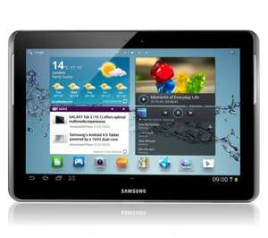 "Samsung Galaxy Tab 2 10.1"" tablet - 16GB £218.49 @ PC World/Currys"