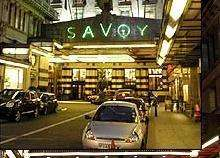 The Savoy Hotel, Gordon Ramsay, London, Lunch 3 Courses + Bellini £26 Toptable