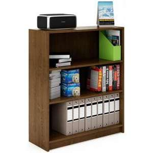 Small Deep Bookcase Half Price £24.99 @ Homebase