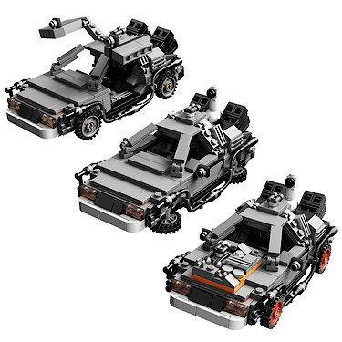 Back to the future Lego DeLorean £35 Tesco