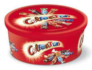 Quality Street - Celebrations - Roses - Cadbury Heroes tubs £5 @ Morrisons