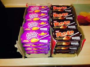 Twin pack Quality Street / Rolo Yoghurts 3 for £1 @ Farmfoods