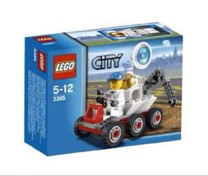LEGO City 3365: Space Moon Buggy £1.00 @ Tesco instore
