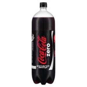 Coke Zero 2L Bottles £1 at Aldi