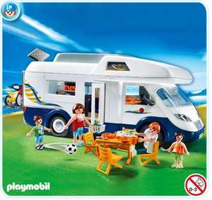 Playmobil family camper £23.97 delivered @ amazon.co.uk