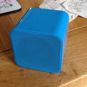 Juice sound square bluetooth speaker £14.99 @ Sainsburys