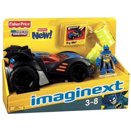 Original Motorized Imaginext Batmobile at Sainsburys instore £7.50 (reduced from £25)