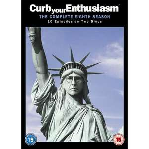 Curb Your Enthusiasm - Complete Season 8 DVD £6.50@Amazon