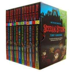 Tommy Donbavand Scream Street 13 Books Boxed Set £9.99 + £4.99 P&P @ bangzo books
