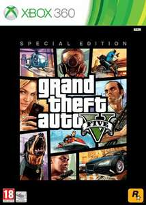 Grand Theft Auto V Game Exclusive Special Edition £50.99 with code @ Game