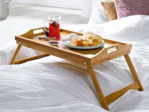 Bed Tray or lap tray for laptop - £7.99 @ LIDL from 16th September