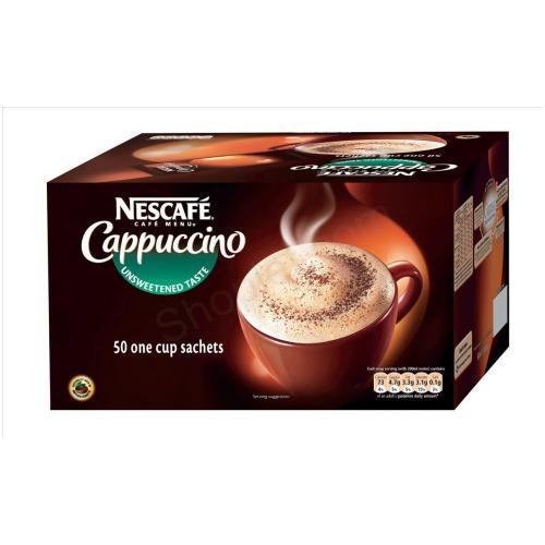 Nescafé cappuccino 50 pack £7 @ Costco