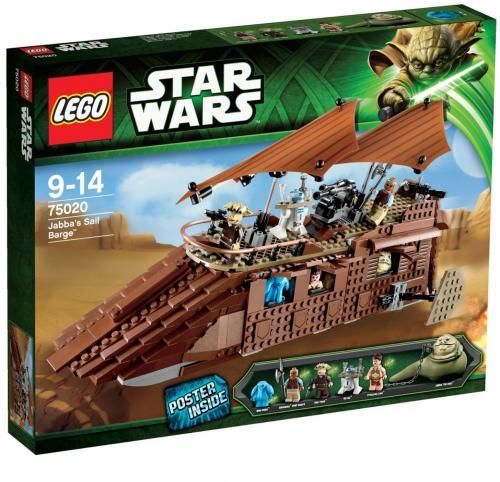 Lego Star wars  Jabba's Sail Barge - 75020 £81 @Debenhams