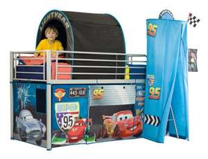 Disney Cars Mid Sleeper Bed Tent Pack £48.95 delivered @ Amazon