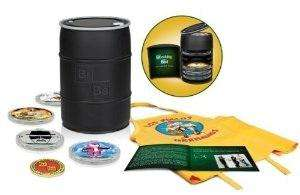 Breaking Bad: The Complete Series Deluxe Gift Set [Blu-Ray] £110.00 Pre Order @ Amazon