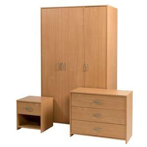 Bromley (AKA Ashford) 3 piece Wardrobe set £129.99 @ The Range