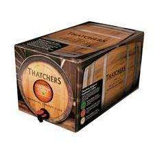 Thatchers Cheddar Valley Cider 6% 20L box (35 pints) £42.00 delivered (£1.19/pint)
