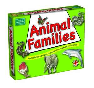 Animal Families Board Game  £3.01 Delivered @ Amazon (sold by Pharmacy Place)