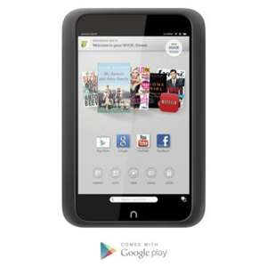 """NOOK HD 7"""" 8GB Wi-Fi Tablet 1.3GHz HD Display Smoke @Sainsbury's online for  £79"""