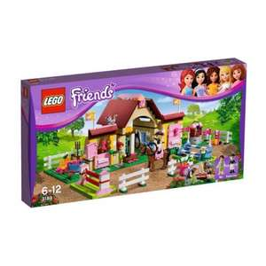 Lego Friends Heartlake Stables £27.99 @ John Lewis - Back in Stock