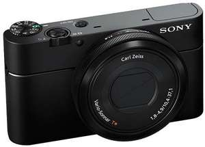 Sony RX100 compact camera £389.99 CHEAPEST EVER AMAZON PRICE (Sold by Britain Deals and Fulfilled by Amazon)