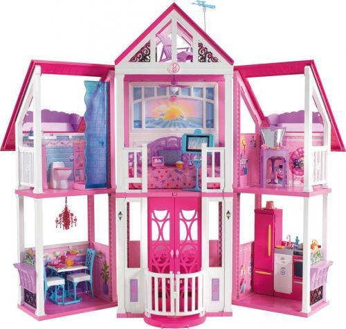 Barbie's California Dream House now £53.99 del @ Amazon