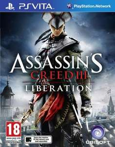 Assassin's Creed Liberation on PS Vita - £12.99 @ Amazon